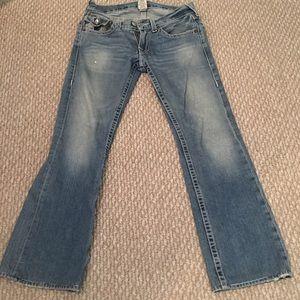 Men's true religion jeans. Boot cut. Size 32